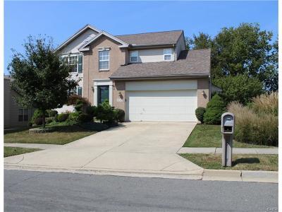 Fairborn Single Family Home For Sale: 1359 Brookstone Drive