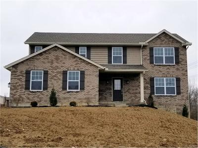 Miamisburg Single Family Home For Sale: 1222 Sierra Ridge Drive