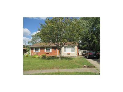 Trotwood Single Family Home For Sale: 4 Caisson Street