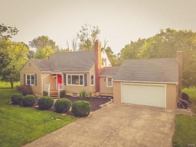 Centerville Single Family Home Active/Pending: 9917 Clyo Road