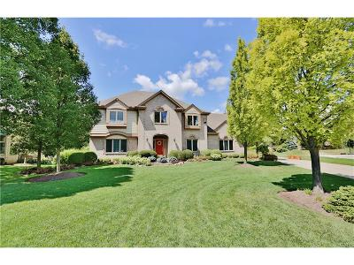 Single Family Home Sold: 10215 Blossom Wood Court