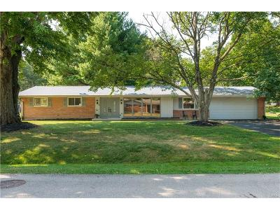 Bellbrook Single Family Home Active/Pending: 4115 Eckworth Drive