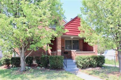 Dayton Single Family Home For Sale: 323 Notre Dame Avenue