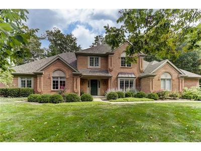 Dayton Single Family Home For Sale: 2531 Oakmoor Lane