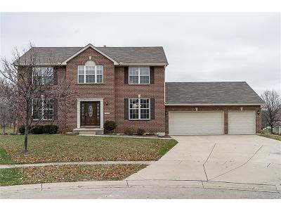 Centerville Single Family Home For Sale: 544 Hampstead Court