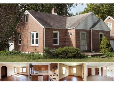 Yellow Springs Single Family Home Active/Pending: 501 Lincoln Court