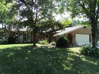Centerville Single Family Home For Sale: 1280 Kentshire Drive