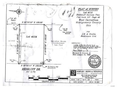 Residential Lots & Land For Sale: 1112 Redbluff Drive