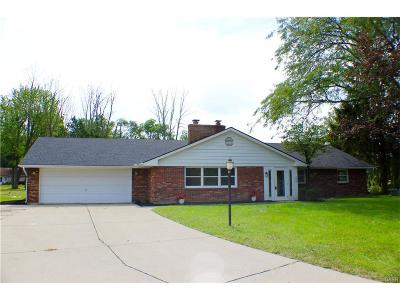 Centerville Single Family Home For Sale: 5518 Beechcomb Place