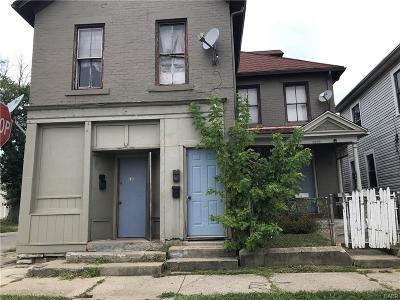 Dayton Multi Family Home For Sale: 2101 4th Street