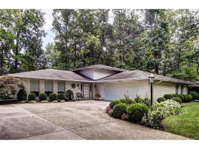 Enon Single Family Home For Sale: 2512 Lindair Drive