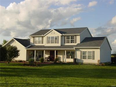 Xenia Single Family Home Active/Pending: 1610 Jasper Road