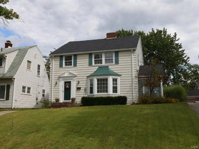 Middletown Single Family Home For Sale: 103 Kenwood Drive