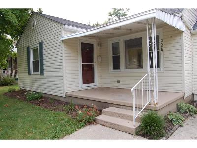 Kettering Single Family Home Active/Pending: 2675 Crescent Boulevard