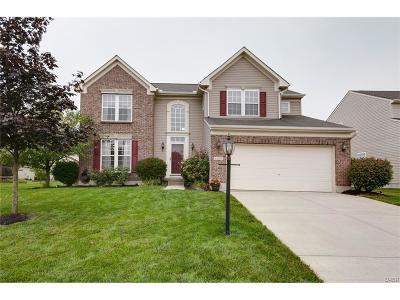 Dayton Single Family Home For Sale: 1130 Greystone Circle