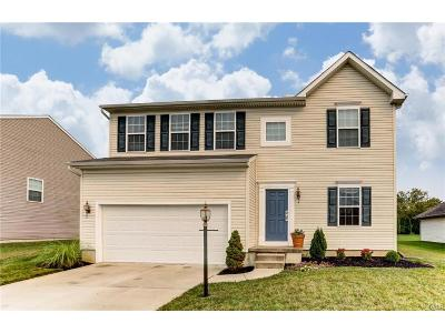 Tipp City Single Family Home Active/Pending: 5089 Windbrooke Drive