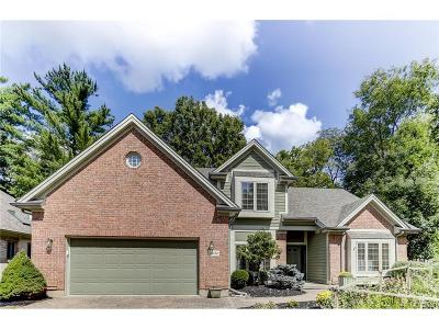 Bellbrook Single Family Home For Sale: 3432 Pavilion Lane