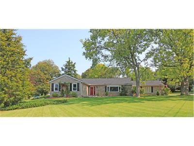 Kettering Single Family Home Active/Pending: 987 Laurelwood Road