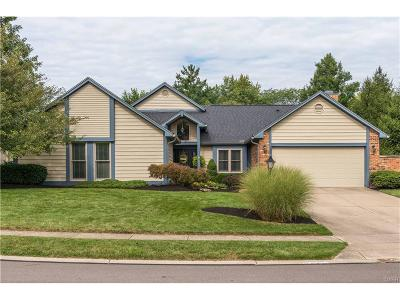 Bellbrook Single Family Home Active/Pending: 1851 Sugar Run Trail