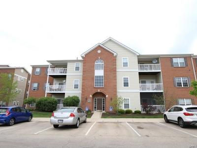 Beavercreek OH Condo/Townhouse For Sale: $105,000