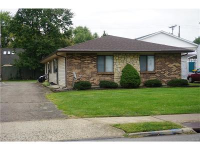 Fairborn Multi Family Home For Sale: 116 Miller Avenue #118