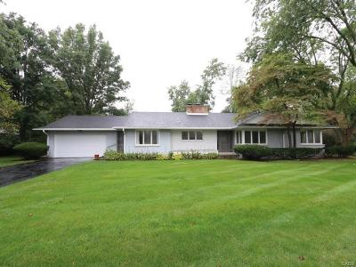 Kettering Single Family Home For Sale: 316 David Road
