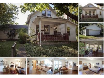 Yellow Springs Single Family Home For Sale: 775 Dayton Street