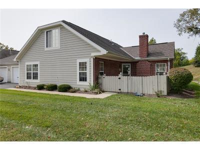 Clayton Condo/Townhouse For Sale: 5023 Crescent Ridge Drive