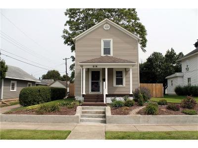 Troy Single Family Home Active/Pending: 519 Pennsylvania Avenue