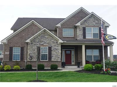 Dayton Single Family Home For Sale: 1228 English Bridle Court