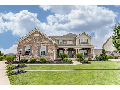 Dayton Single Family Home For Sale: 1234 English Bridle Court