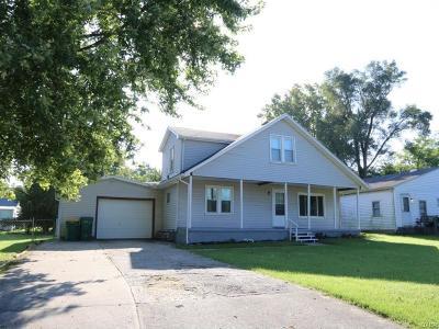 Fairborn Single Family Home For Sale: 1528 Miami Avenue