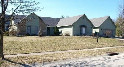Dayton Single Family Home For Sale: 4312 Timberwilde Drive