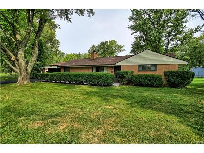 Bellbrook Single Family Home Active/Pending: 4260 Whites Drive