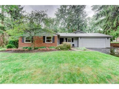 Bellbrook Single Family Home Active/Pending: 4127 Caudell Drive