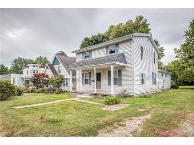Yellow Springs Single Family Home Active/Pending: 116 Marshall Street