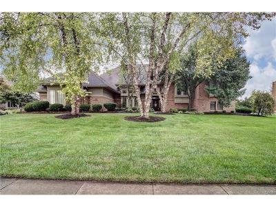 Centerville Single Family Home For Sale: 10573 Willow Brook Road