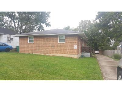 Fairborn Multi Family Home For Sale: 1811 Wilbur Avenue #1813