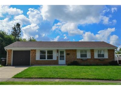 Xenia Single Family Home For Sale: 387 Bedford Drive