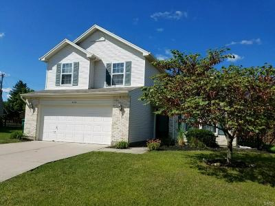 Fairborn Single Family Home For Sale: 515 Thompson Drive