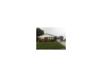 Enon Single Family Home For Sale: 6716 Pine Ridge Avenue
