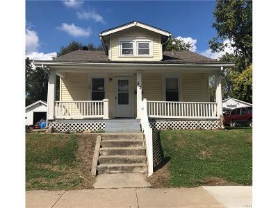 Fairborn Single Family Home For Sale: 23 Elm Avenue