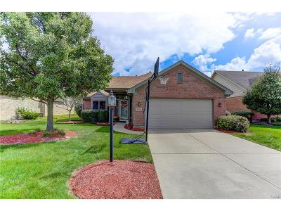Miamisburg Single Family Home For Sale: 9468 Country Path Trail