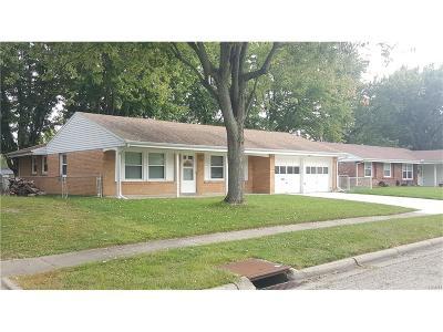 Xenia Single Family Home Active/Pending: 286 Bedford Avenue