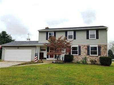 Xenia Single Family Home For Sale: 2134 El Camino Drive