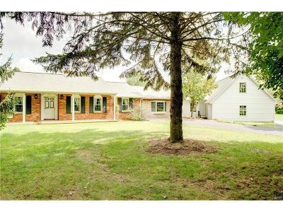 Fairborn Single Family Home Active/Pending: 4036 Enon Road
