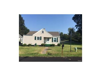 Fairborn Single Family Home For Sale: 617 Daytonia Avenue