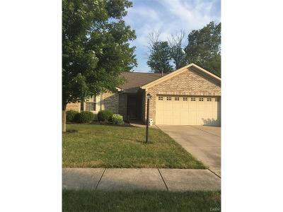 Miamisburg Single Family Home For Sale: 9361 Sawgrass Drive