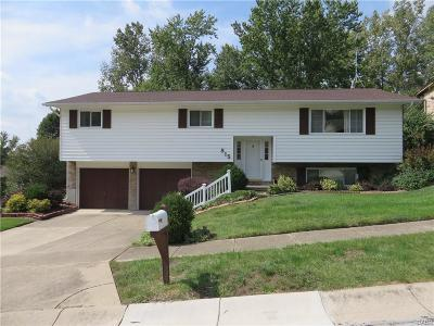 Miamisburg Single Family Home For Sale: 815 Stout Will Court