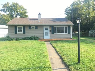 Fairborn Single Family Home For Sale: 444 Florence Avenue